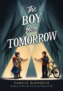 The Boy from Tomorrow Cover