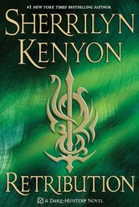 Retribution by Sherrilyn Kenyon - Cover