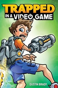 Trapped in a Video Game Cover-min